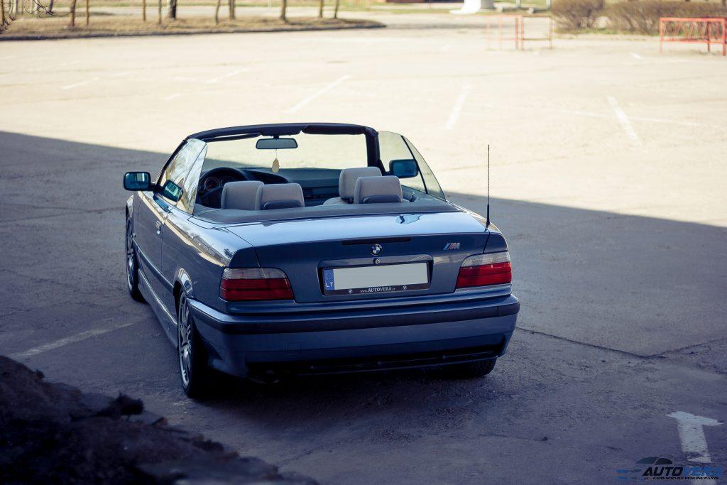 Bmw E36 328i M Cabrio Autovera